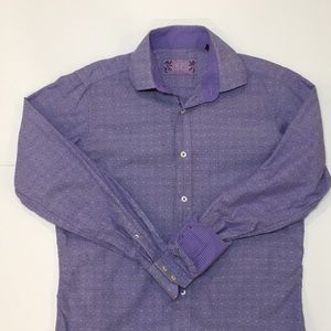 English Laundry Dress Shirt Size 15.5 34/35